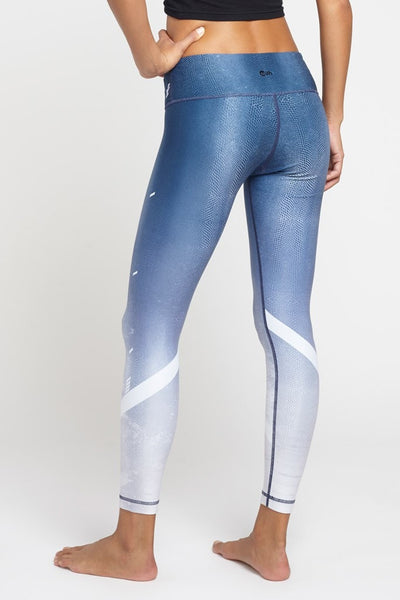 W.I.T.H.  Legging Adder Dark Ocean Legging JUJA Active - 2