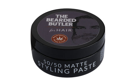 50/50 Matte Styling Paste Hemp Extract