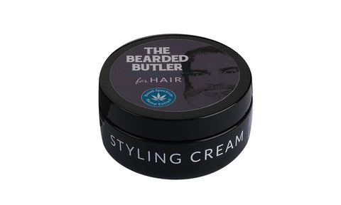 Styling Cream Hemp Extract