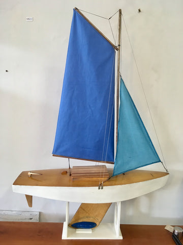 Blue Pond Boat