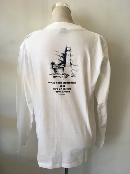 Roman Rock Lighthouse Tee