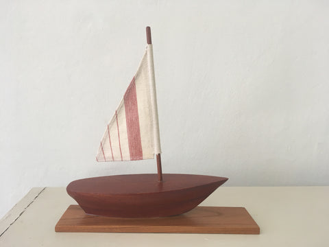 Children's Display Boat