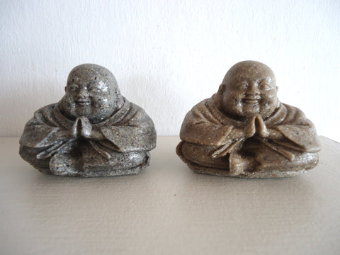 Small Fat Buddha Figurine
