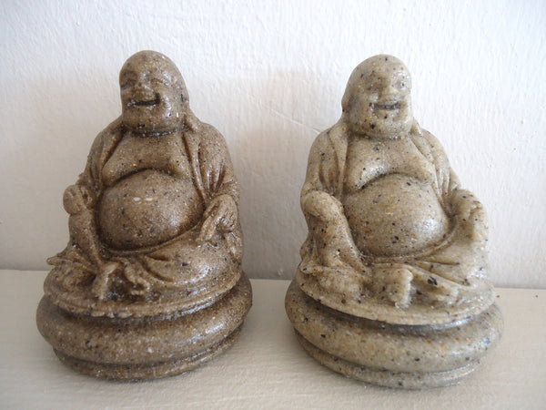 Small Jolly Buddha Figurine