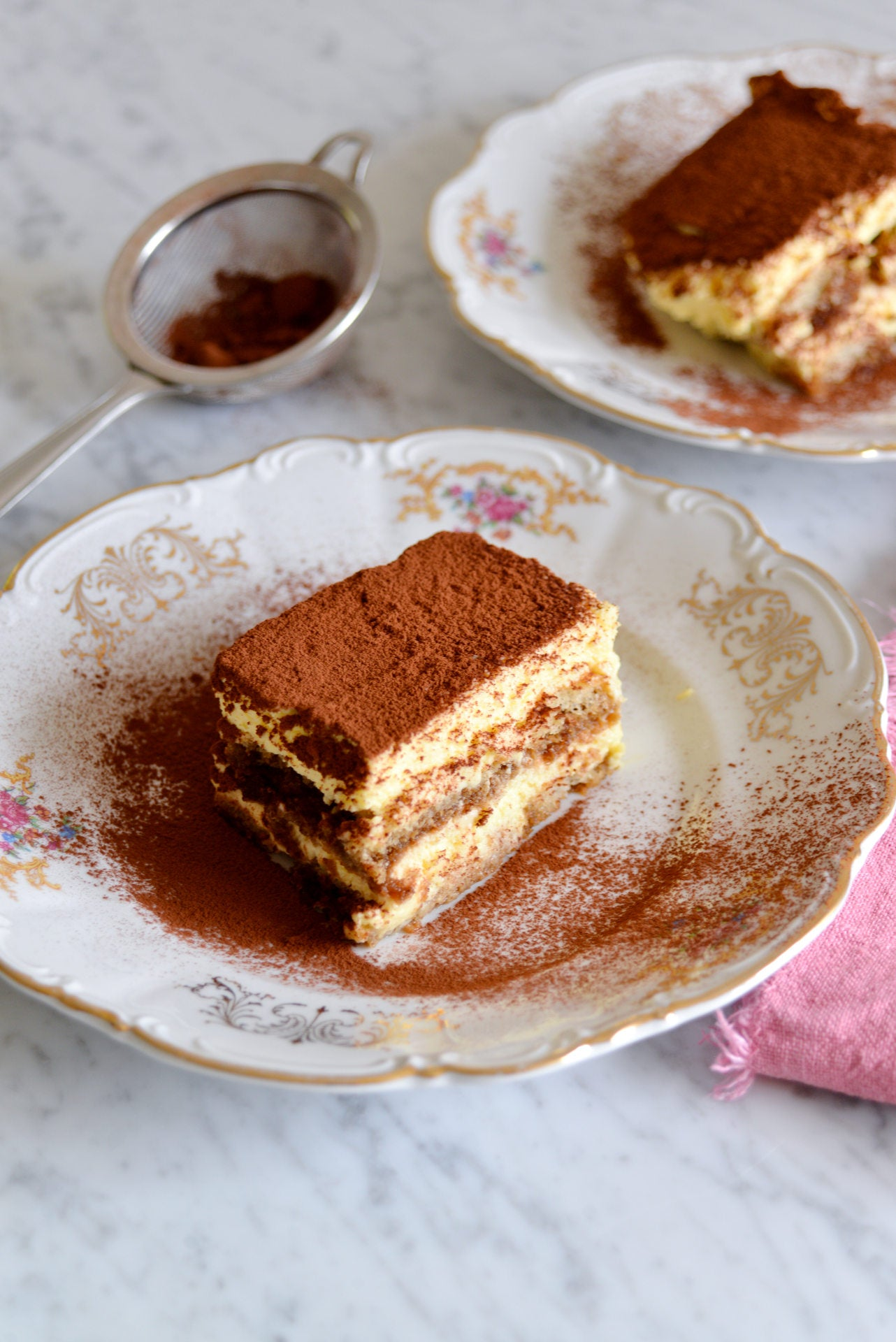 Our Signature Tiramisù Recipe.