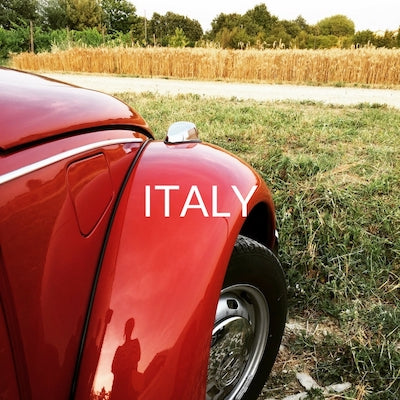 Source Authentic Italian Products on our Red Beetle