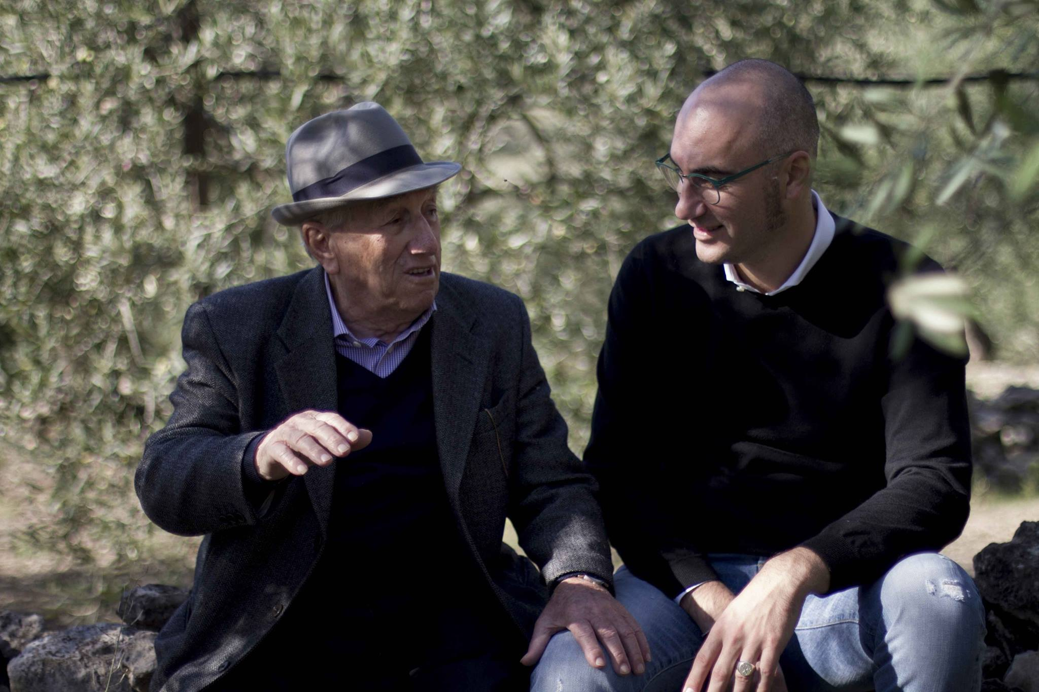 Meet the Muraglia Family. Five generations of olive oil makers. Frantoio Muraglia