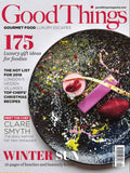 Good Things Magazine Christmas Issue - Red Hamper Featured