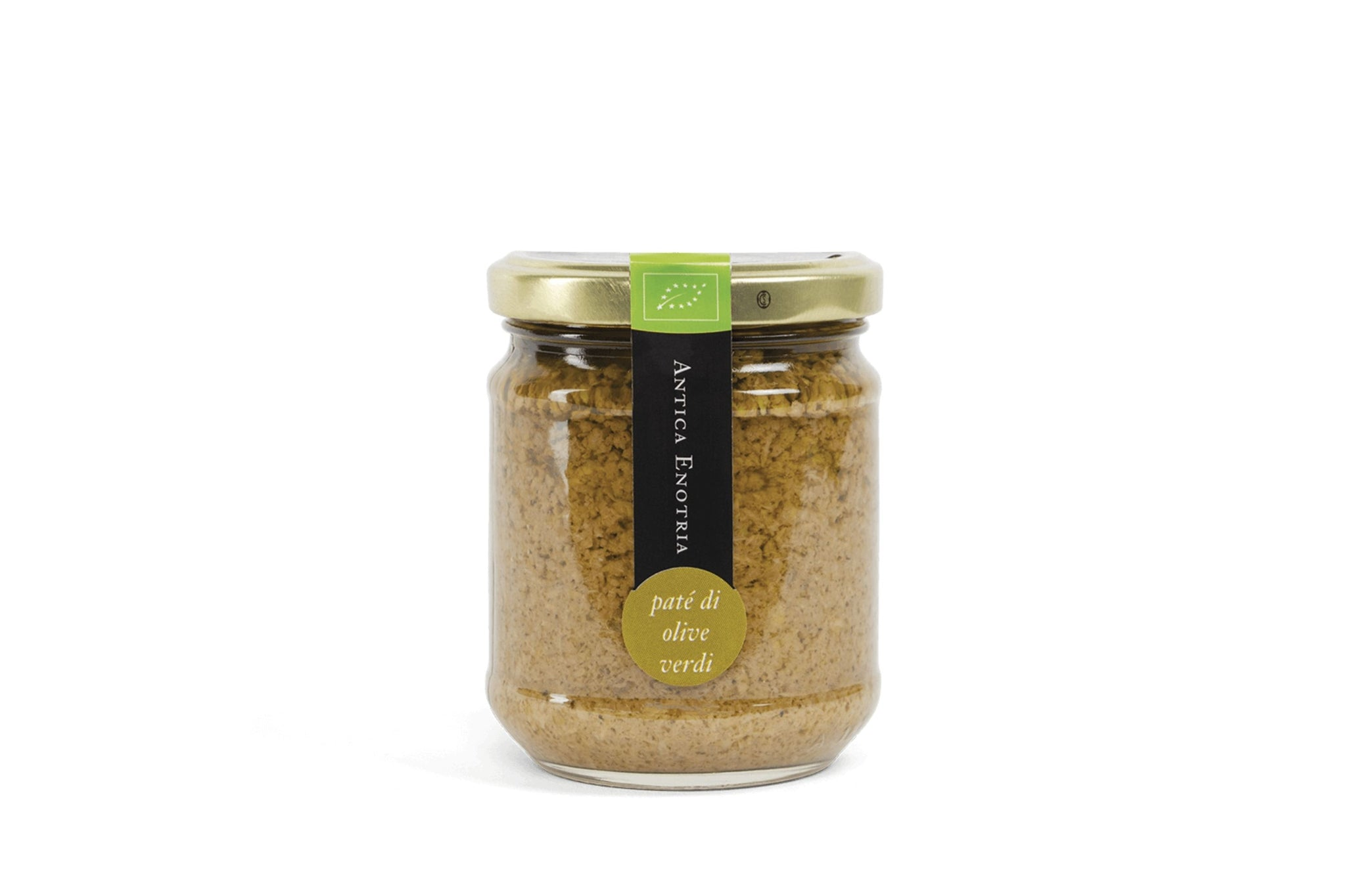 COMING SOON! Organic Bella Cerignola Green Olive Tapenade 212g