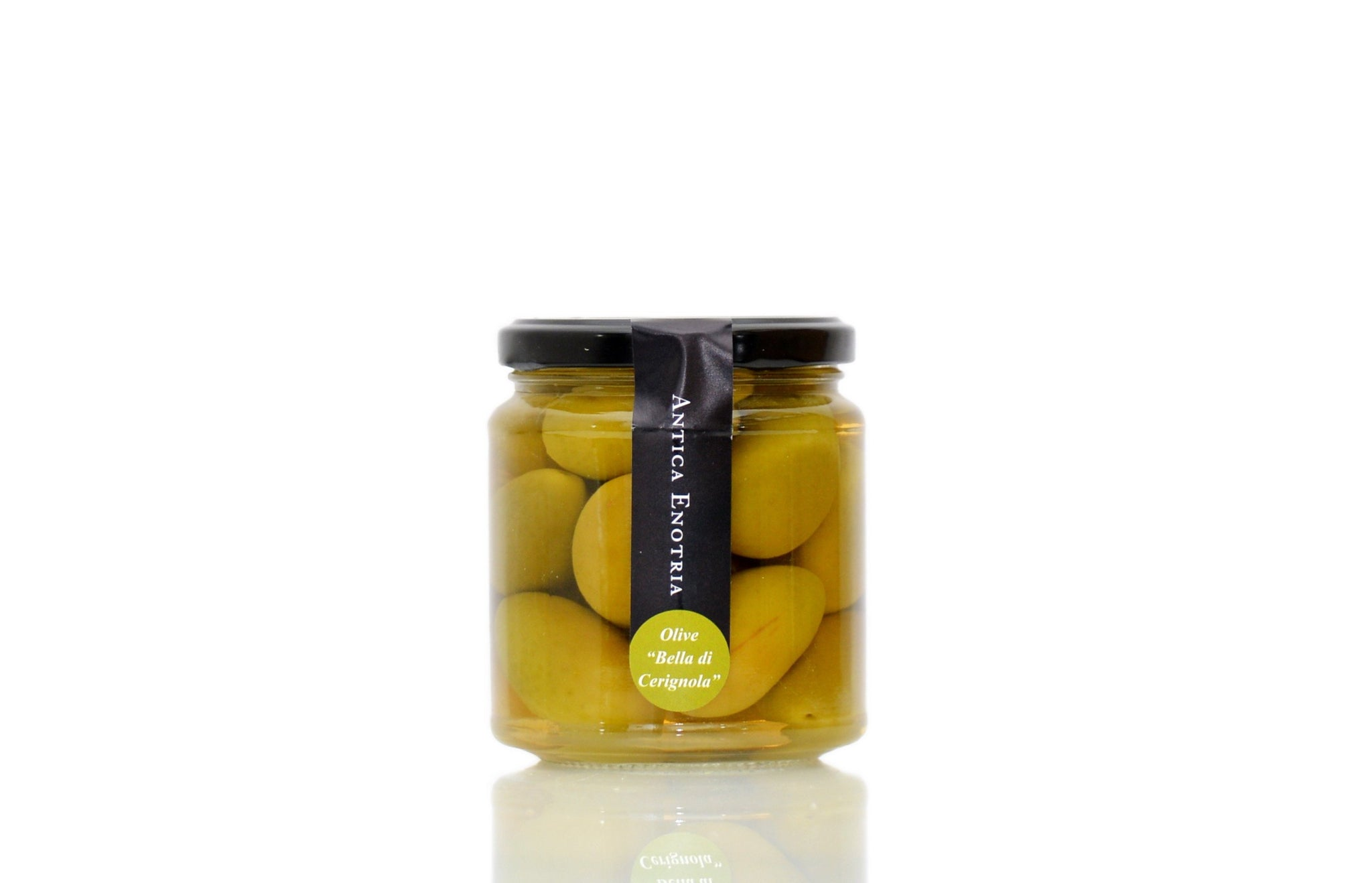 Antica Enotria Organic Olive Bella Cerignola Gigantic Olives - Shop at the Red Beetle