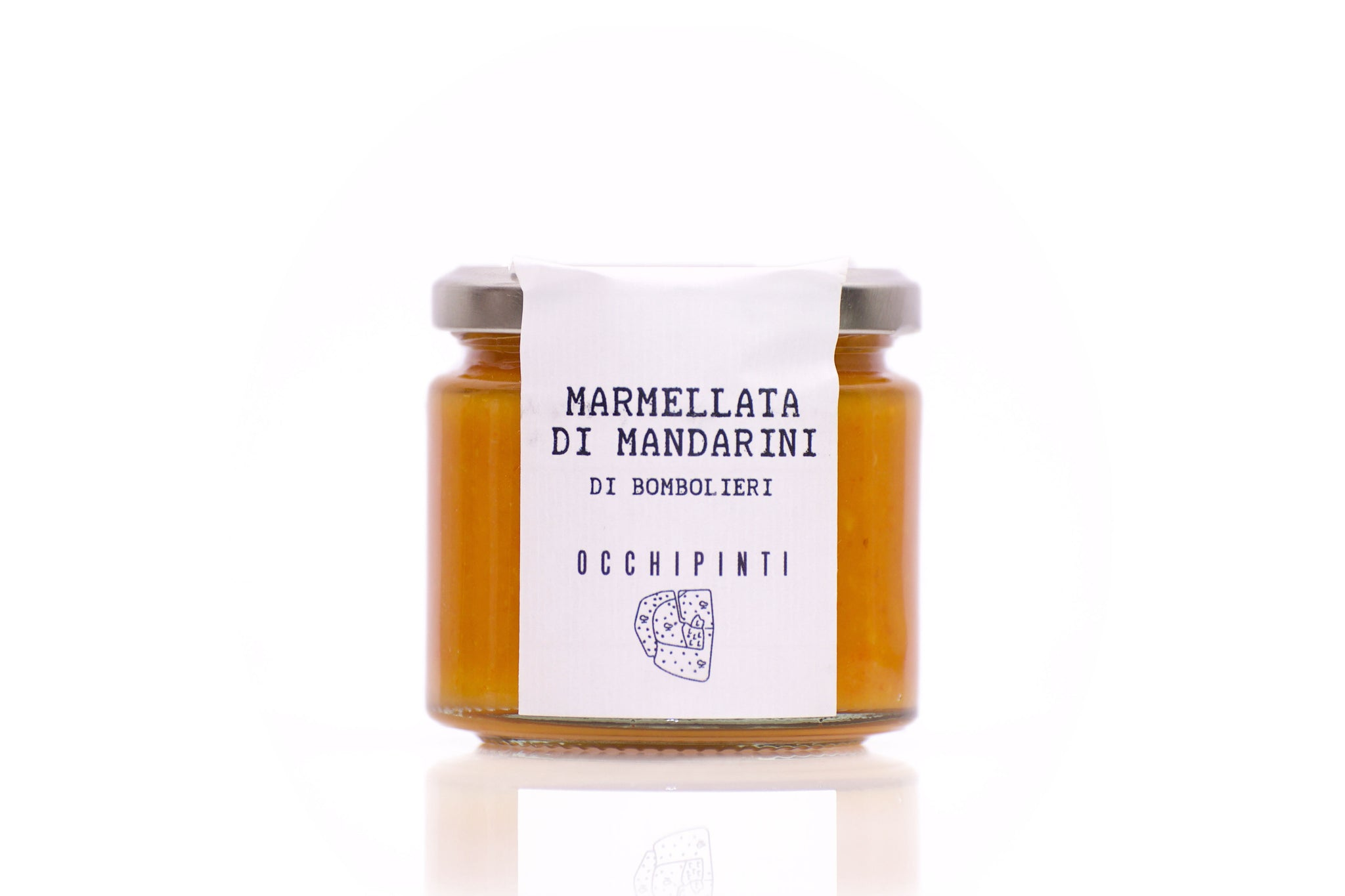 Arianna Occhipinti Mandarin Marmalade exclusive to the Red Beetle