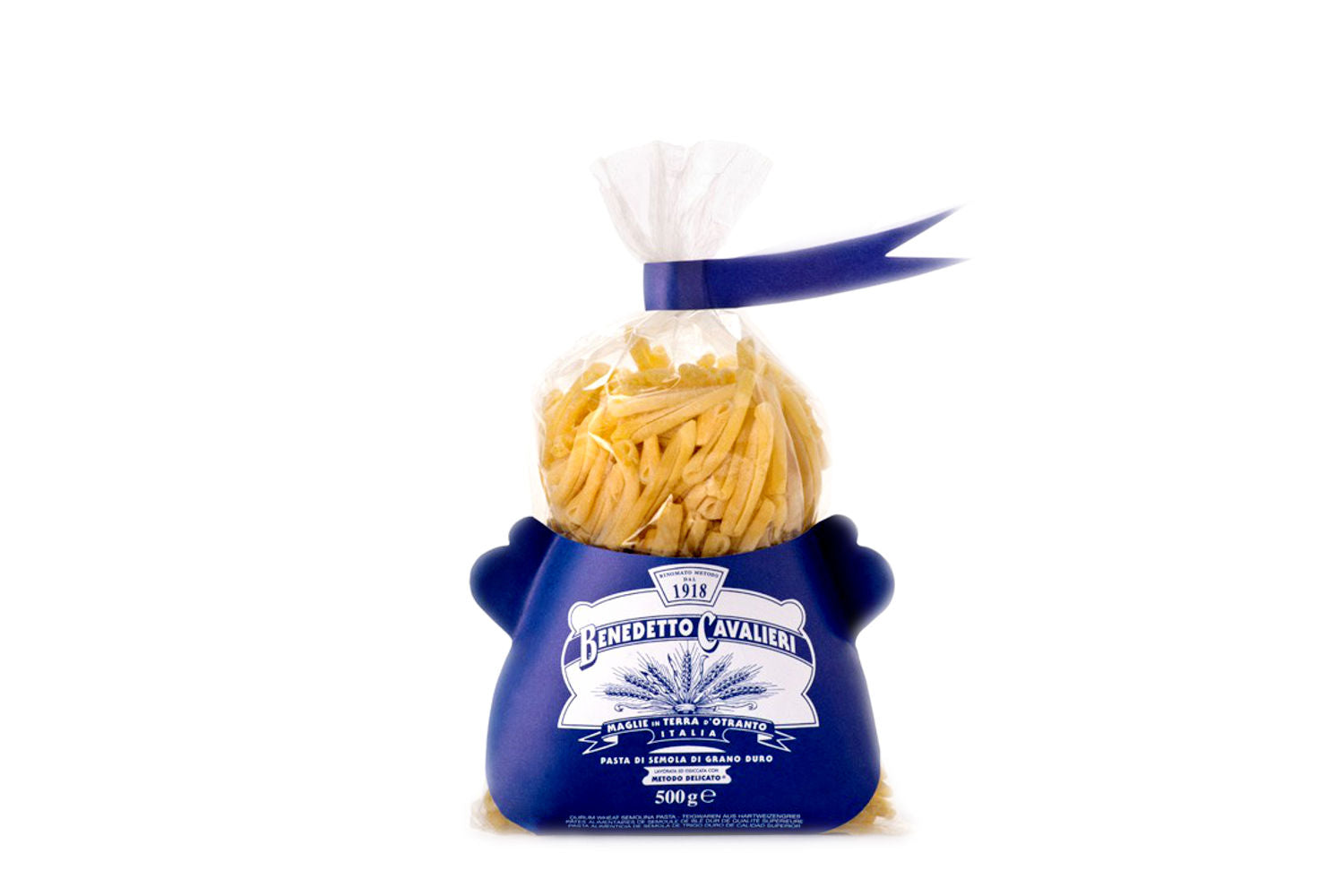 Benedetto Cavalieri Caserecci Italian Pasta 500g | the Red Beetle