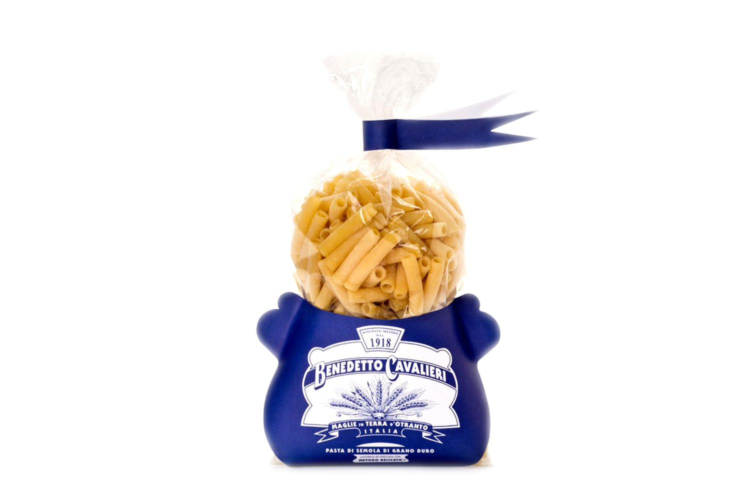 Benedetto Cavalieri Maccheroni Italian Pasta 500g | Shop on the Red Beetle