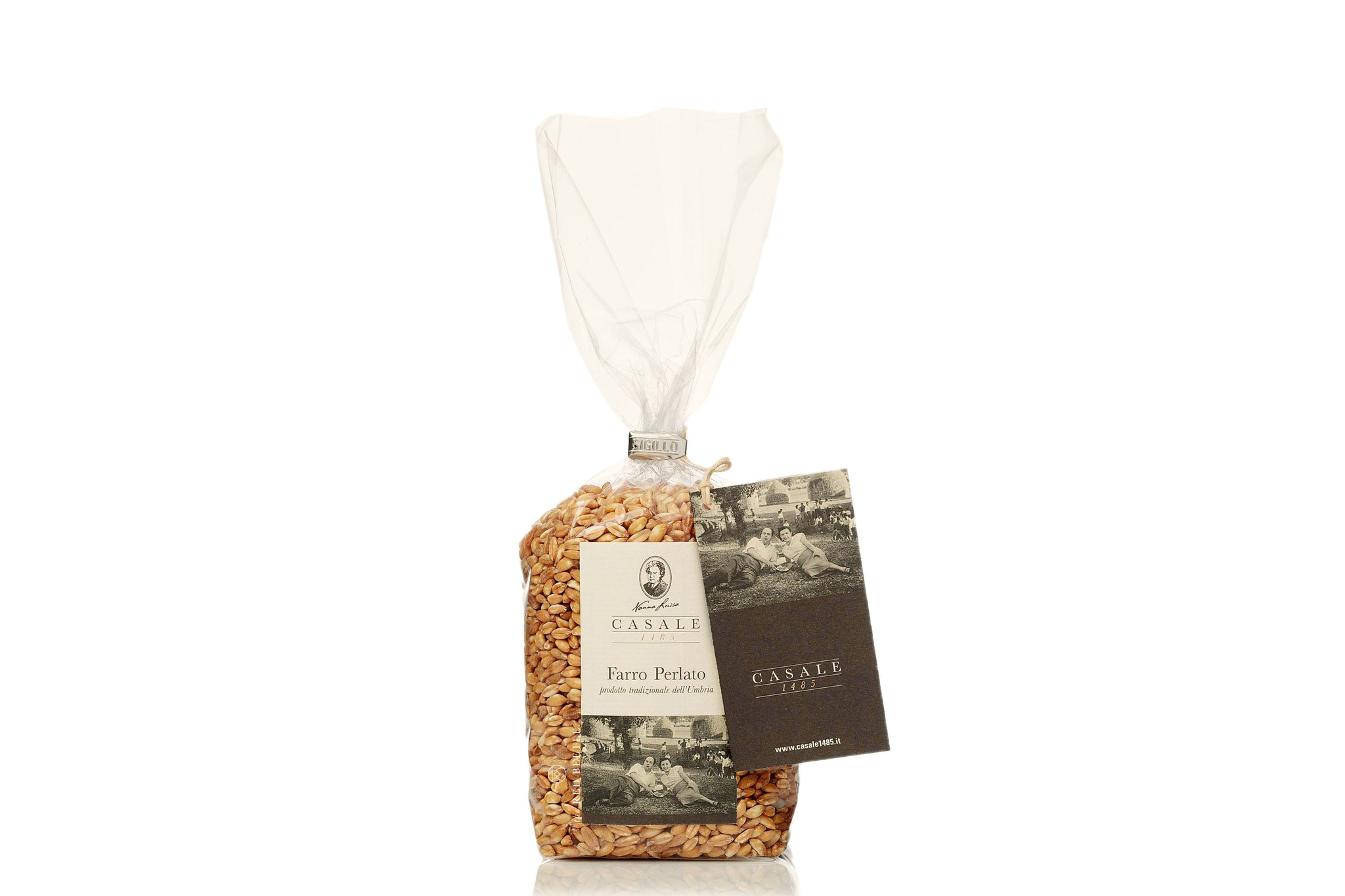 Farro Pearled Spelt from Colfiorito. A regional Umbrian product 400g