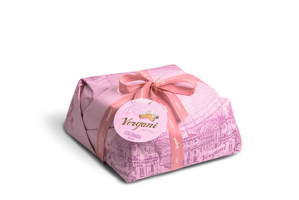 Vergani Easter Classic Colomba 750g - Traditional Easter Colomba - Colomba Vergani - Shop the Red Beetle