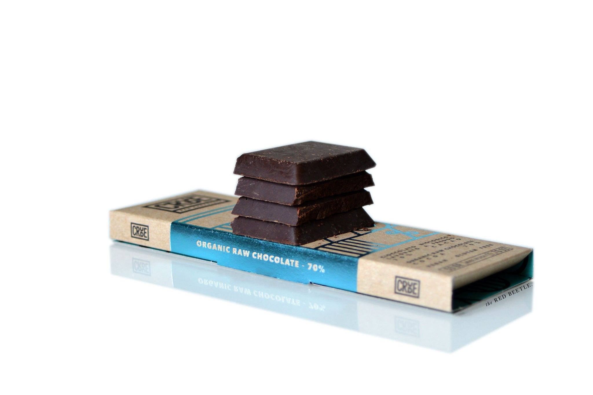 Crude by Sabadì Raw Chocolate 70% cacao with coconut flower sugar | Vegan & Gluten Free Raw Chocolate