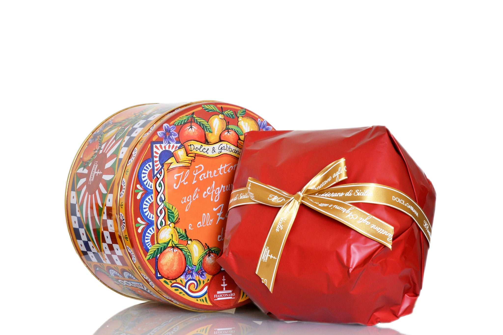 Dolce & Gabbana Panettone made by Fiasconaro | Shop at the Red Beetle