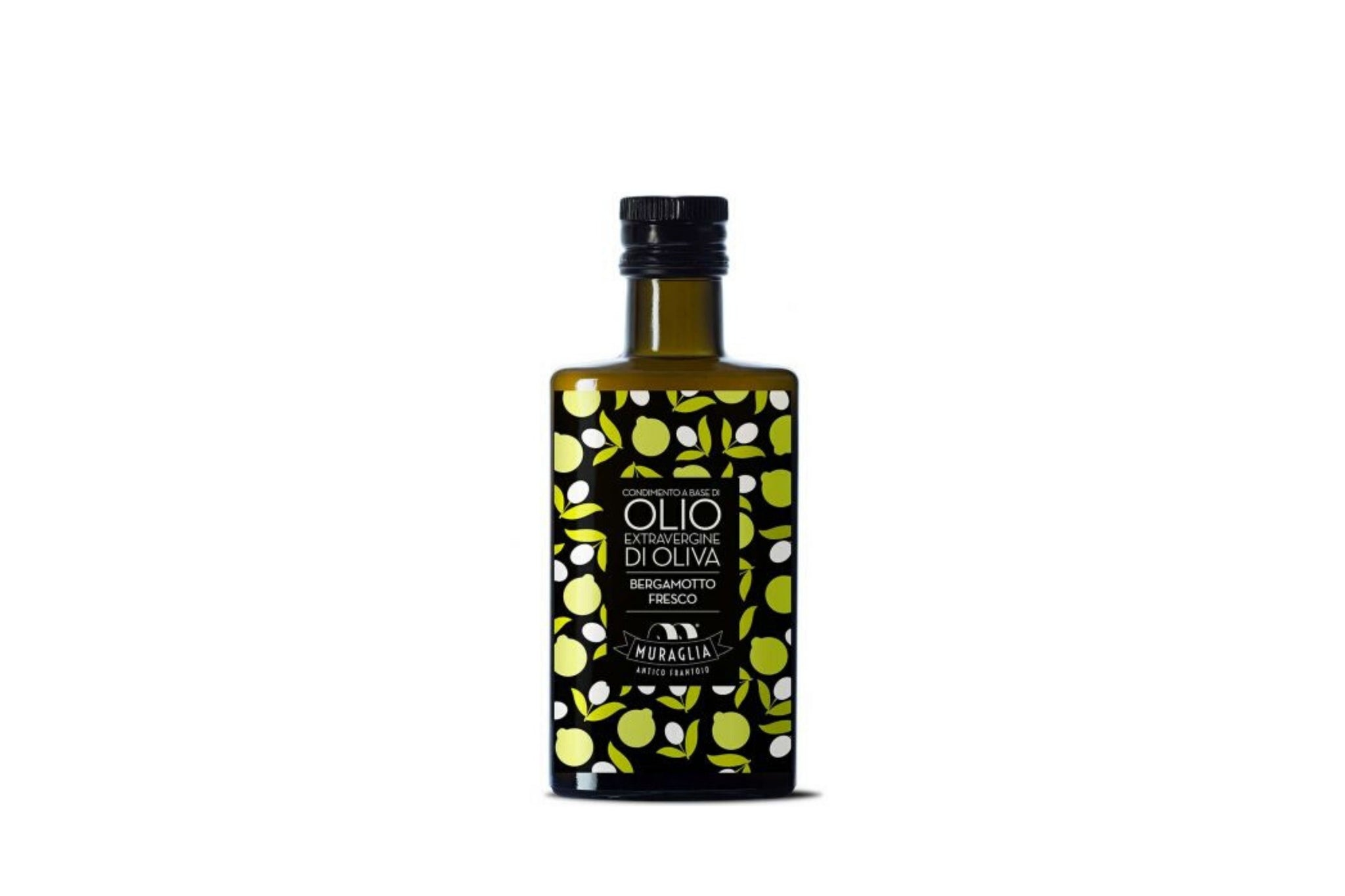 Frantoio Muraglia Fresh Bergamot Flavoured Olive Oil 200ml