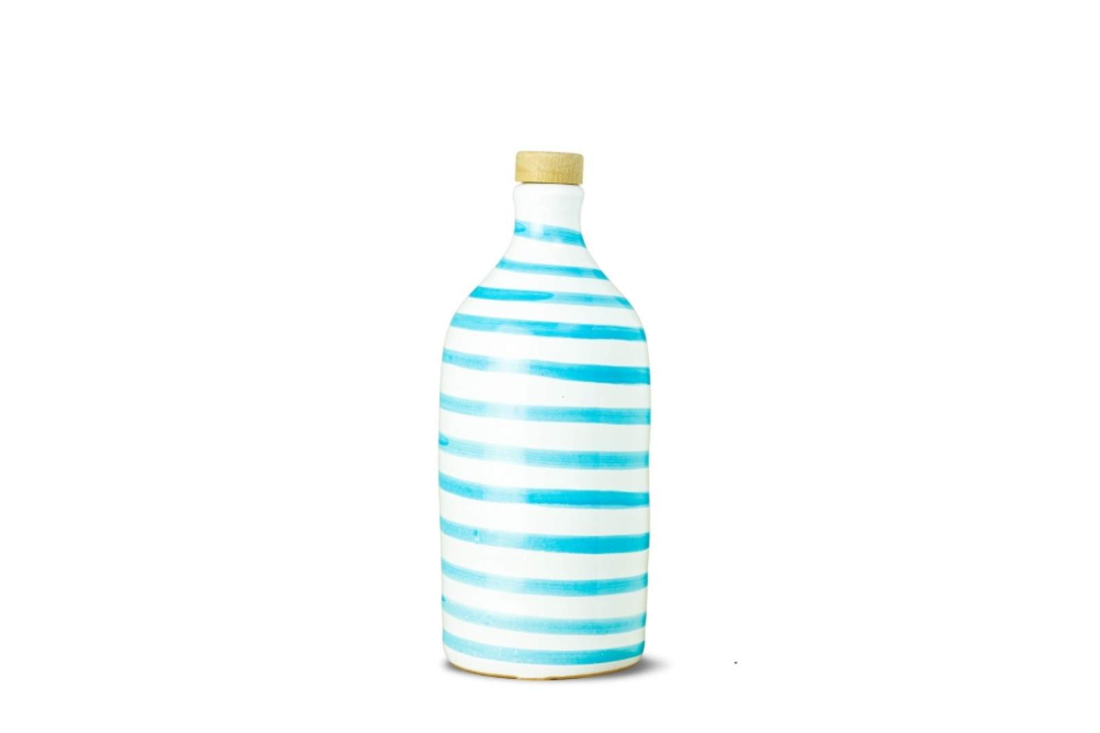 Limited Edition Extra Virgin Olive Oil - Blue Capri Ceramic Bottle (Intense) 500ml