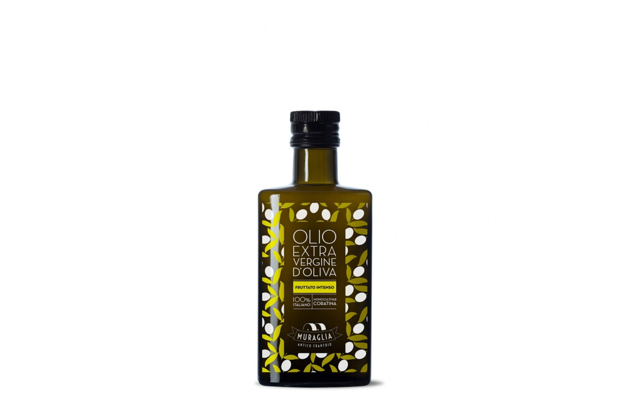 Frantoio Muraglia Essenza Intense Fruity Italian Extra Virgin Olive Oil 250ml