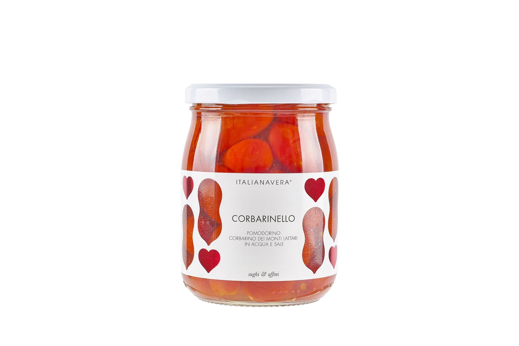 Corbarinello Corbarino Tomatoes from the Lattari Mountains 580g