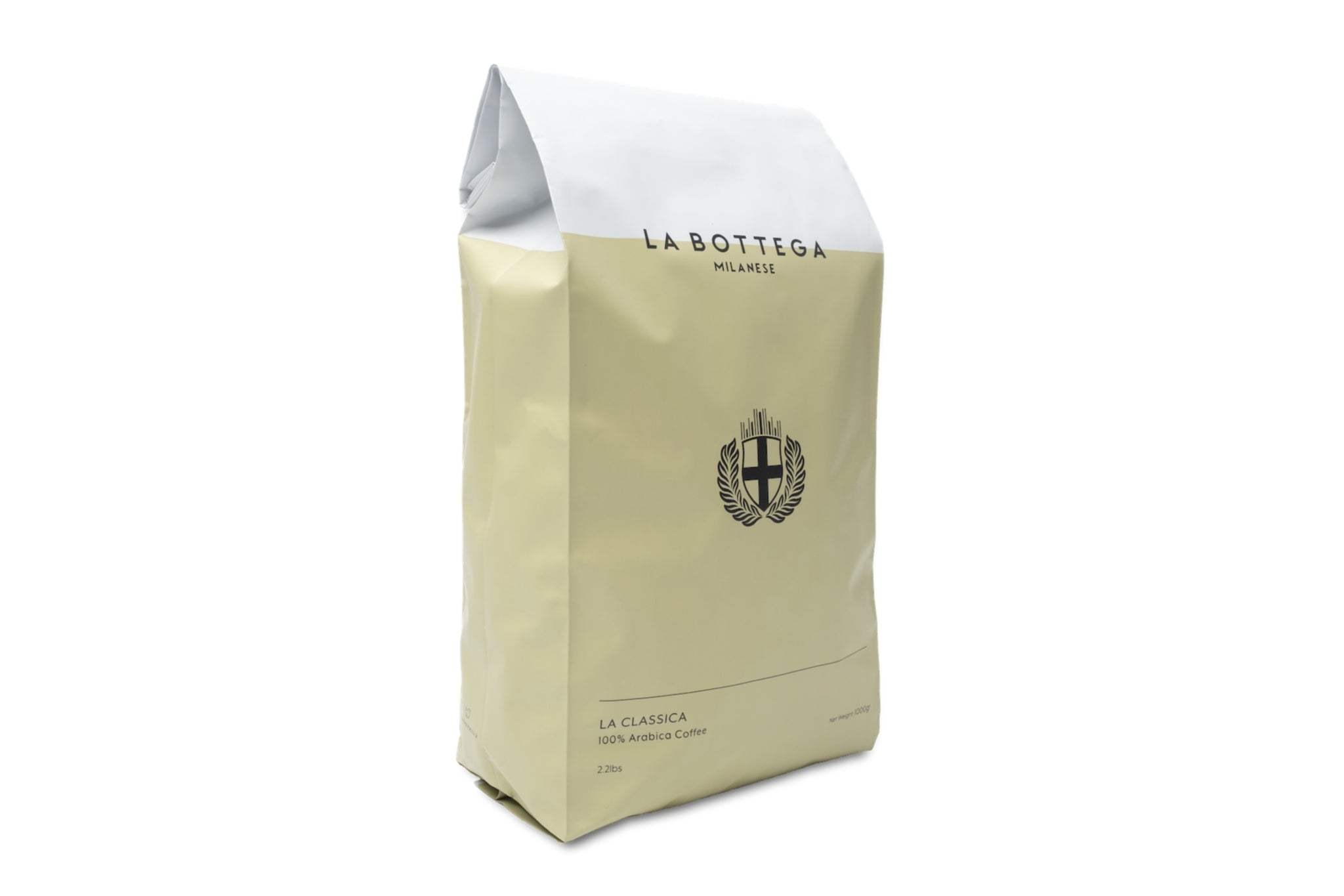 La Classica Fair Trade Coffee Beans 100% Arabica 1KG