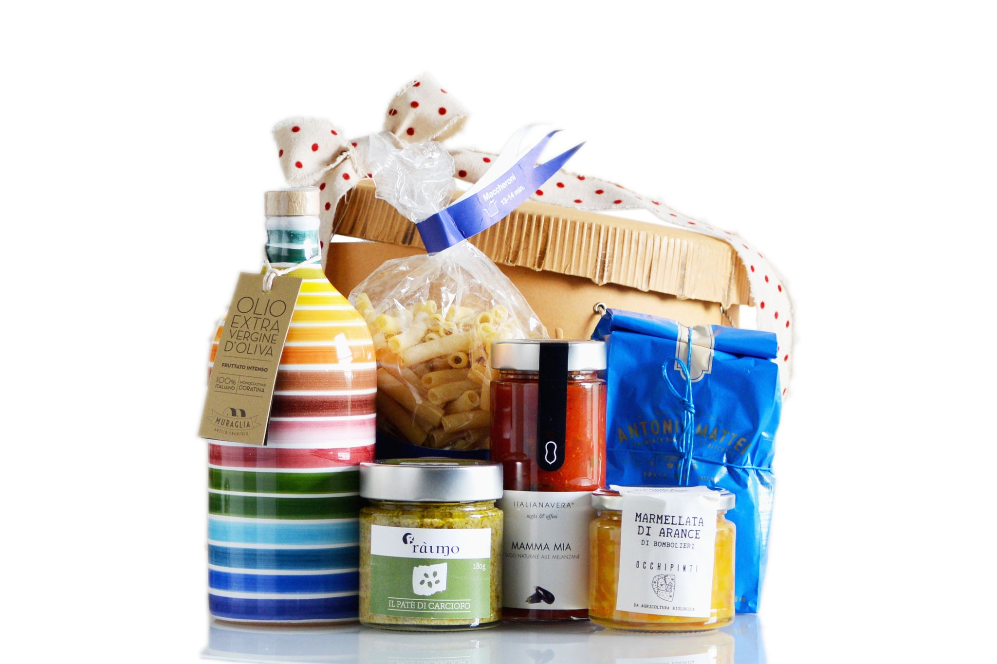 The Happiness Hamper | Limited Edition Authentic Italian Food