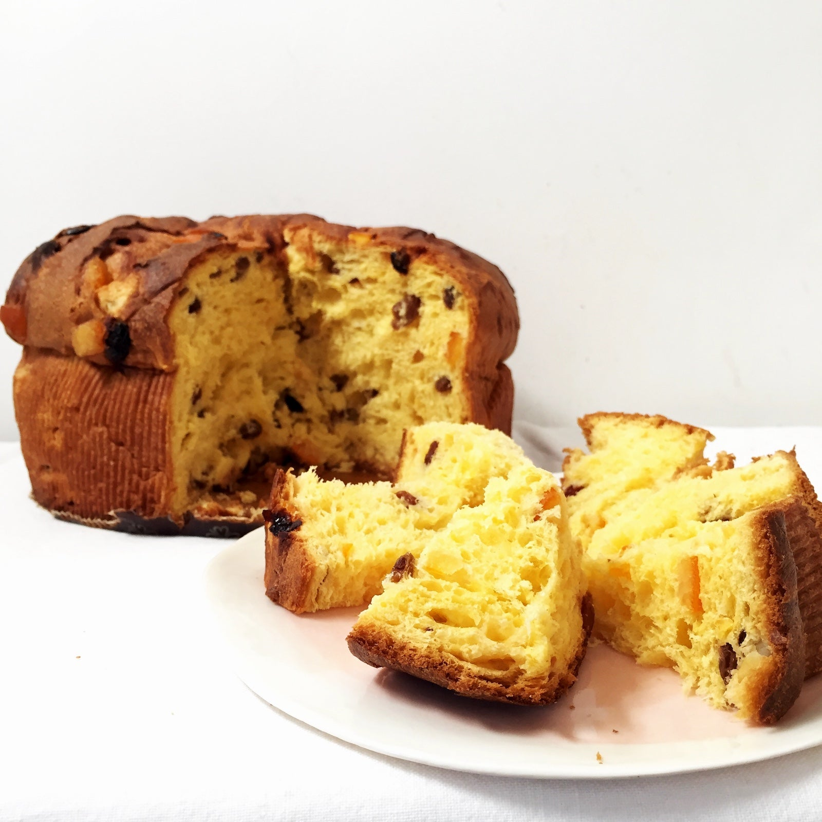 Limited Edition Traditional Panettone di Milano 1KG Bronze Ribbon