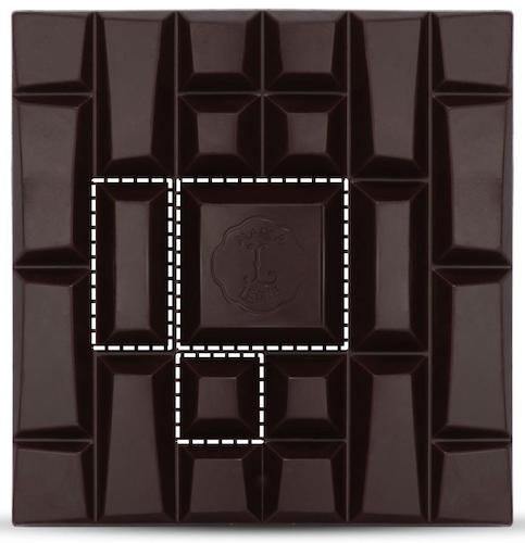 Sfumature 80% Bean to Bar Dark Chocolate Intense 75g