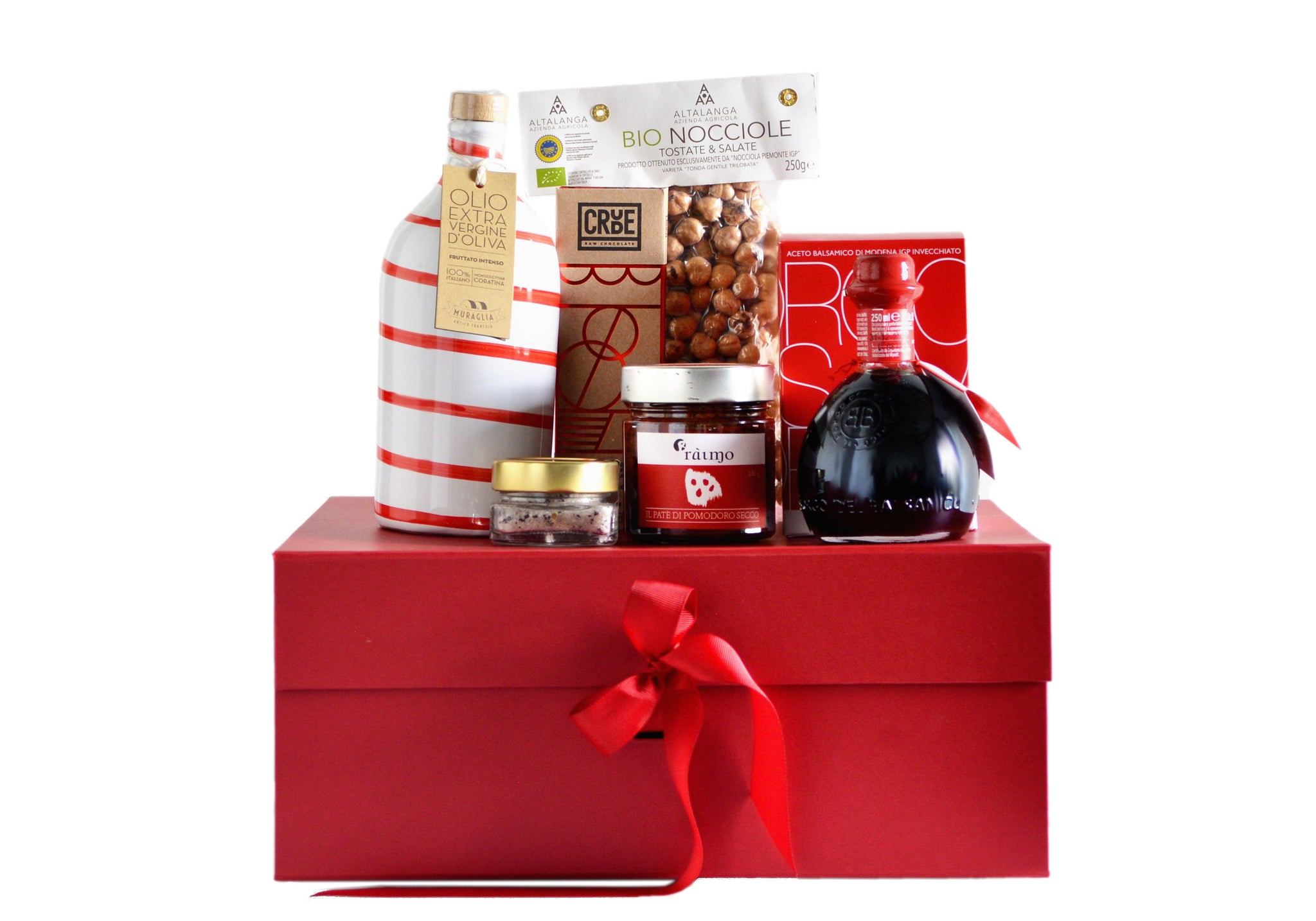 Red's Christmas Box. A Luxurious Box of Delicious Italian Food