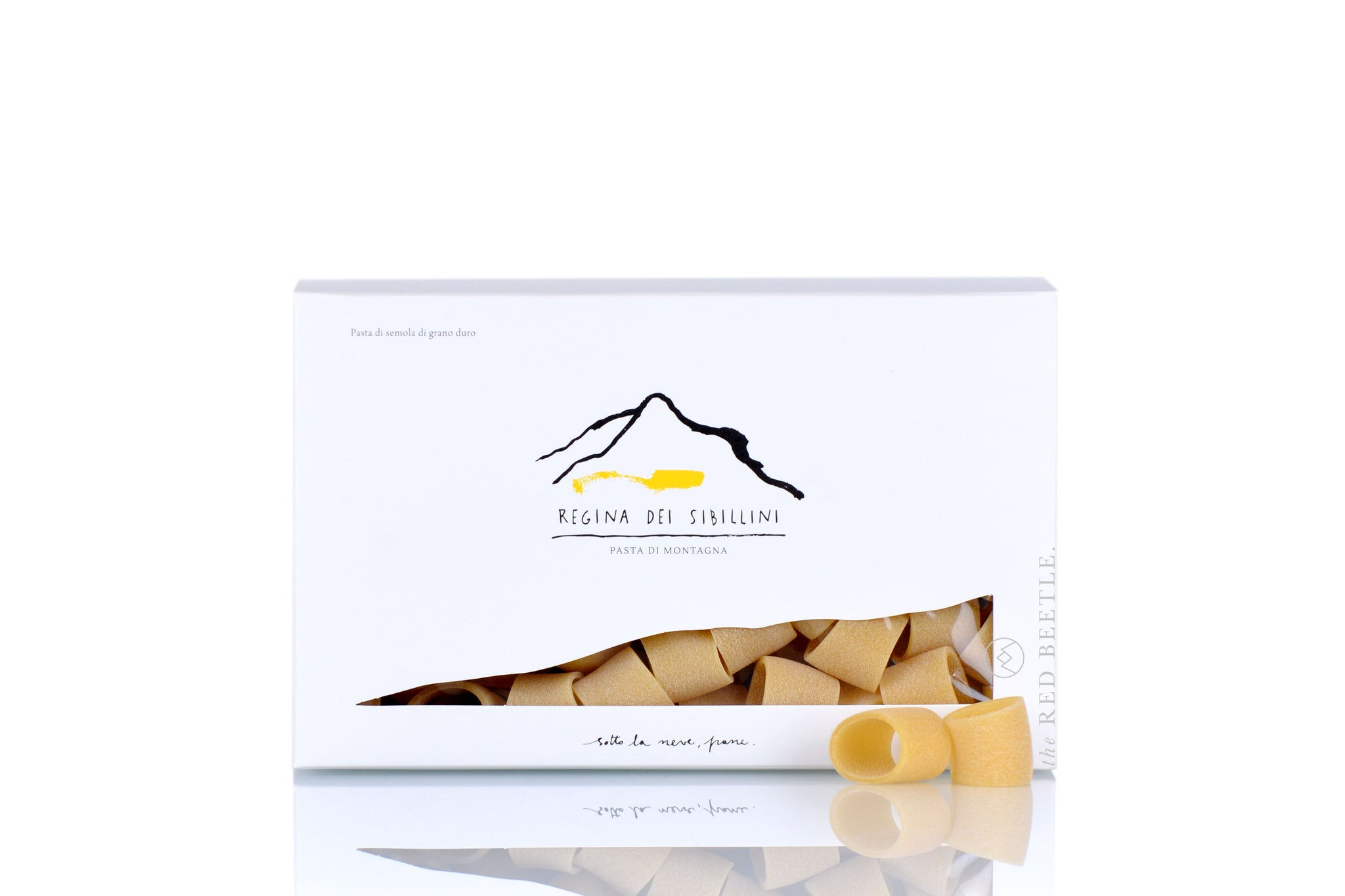 Regina dei Sibillini Calamarata Pasta Wheat from the Sibillini Mountains