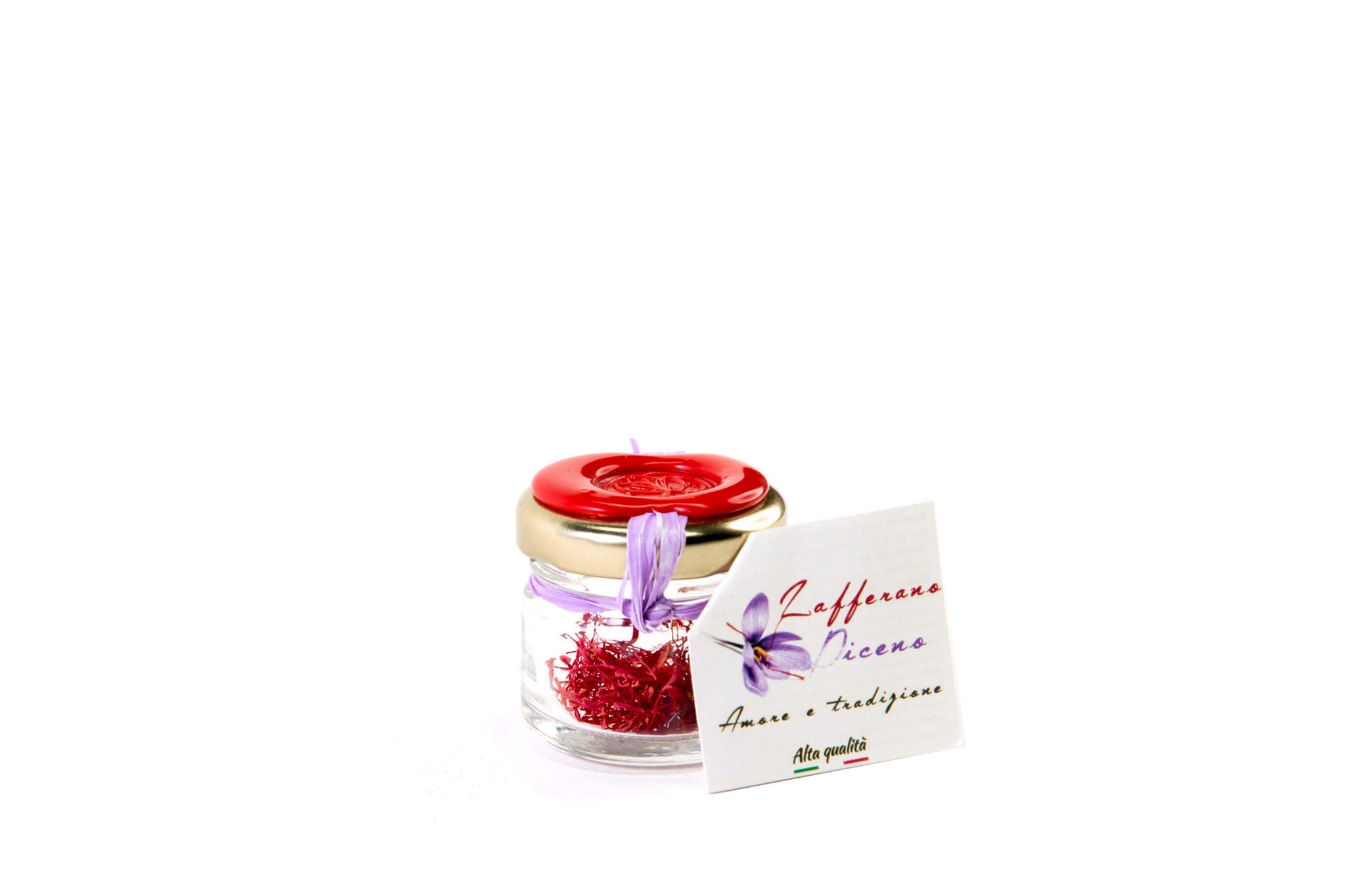 Zafferano Piceno Italian Saffron 0.3g from Marche | Shop the Red Beetle