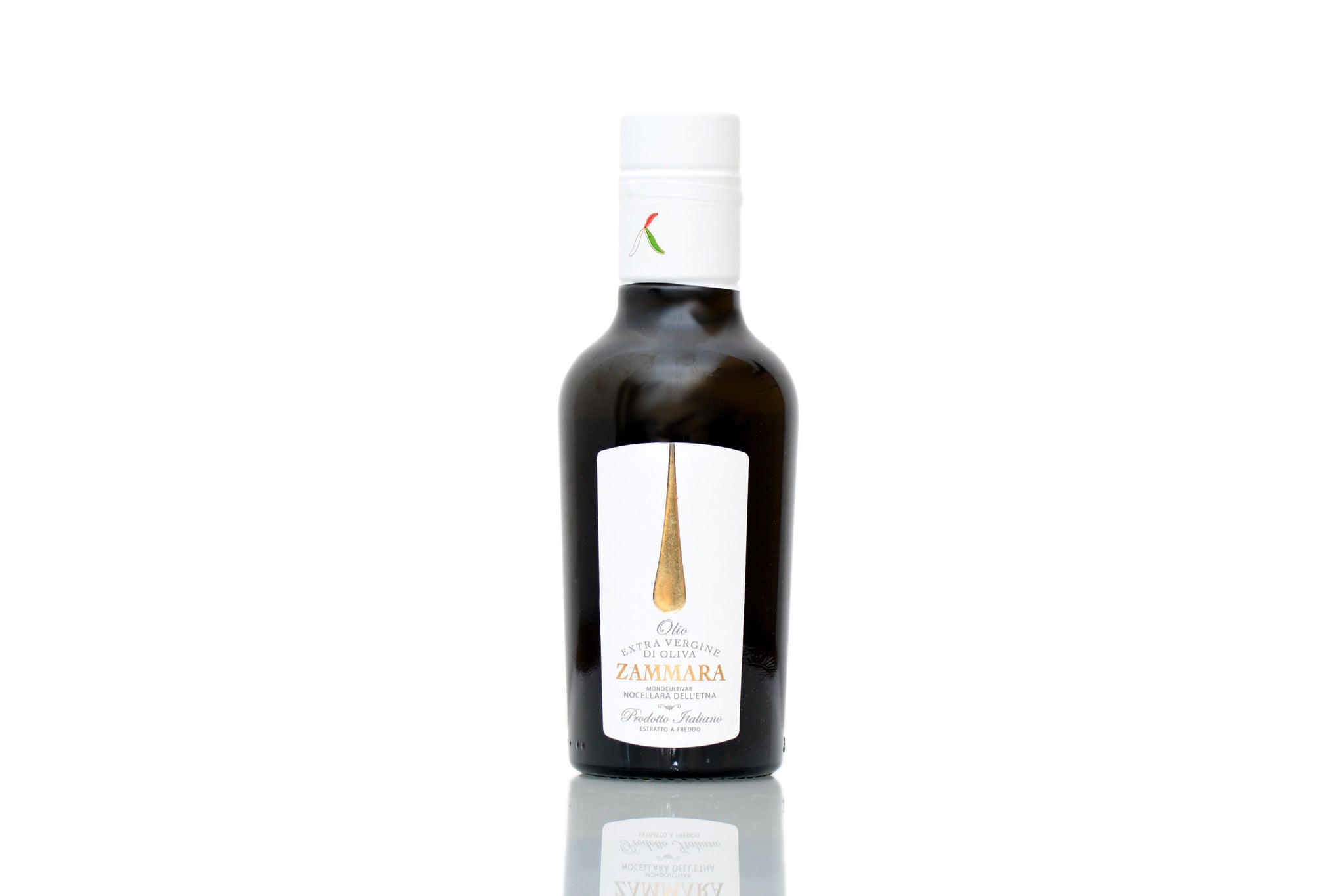 Zammara Extra Virgin Olive Oil Monocultivar Nocellara dell'Etna - Shop at the Red Beetle