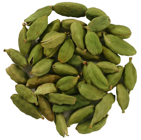 Cardamom Pods, Green, Whole*