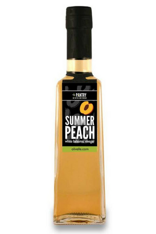 Summer Peach Balsamic