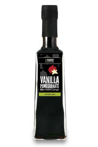 Vanilla Pomegranate Balsamic