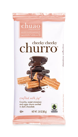 Chuao Cheeky Cheeky Churro