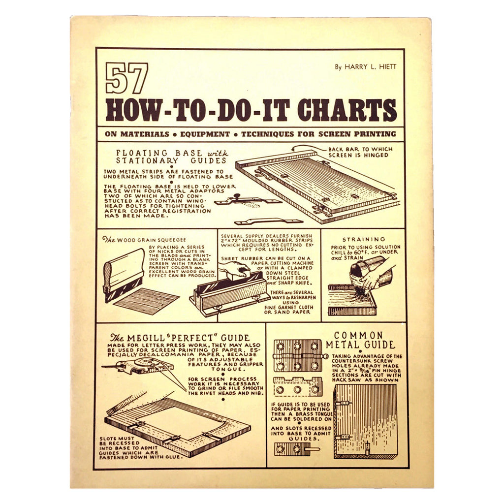 57 How-To-Do-It Charts
