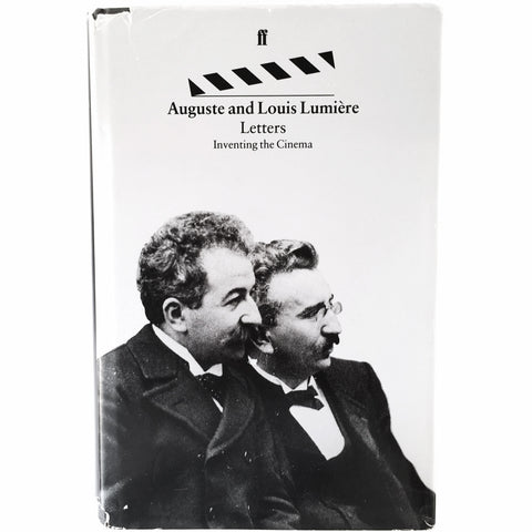 Auguste and Louis Lumiere Letters cover