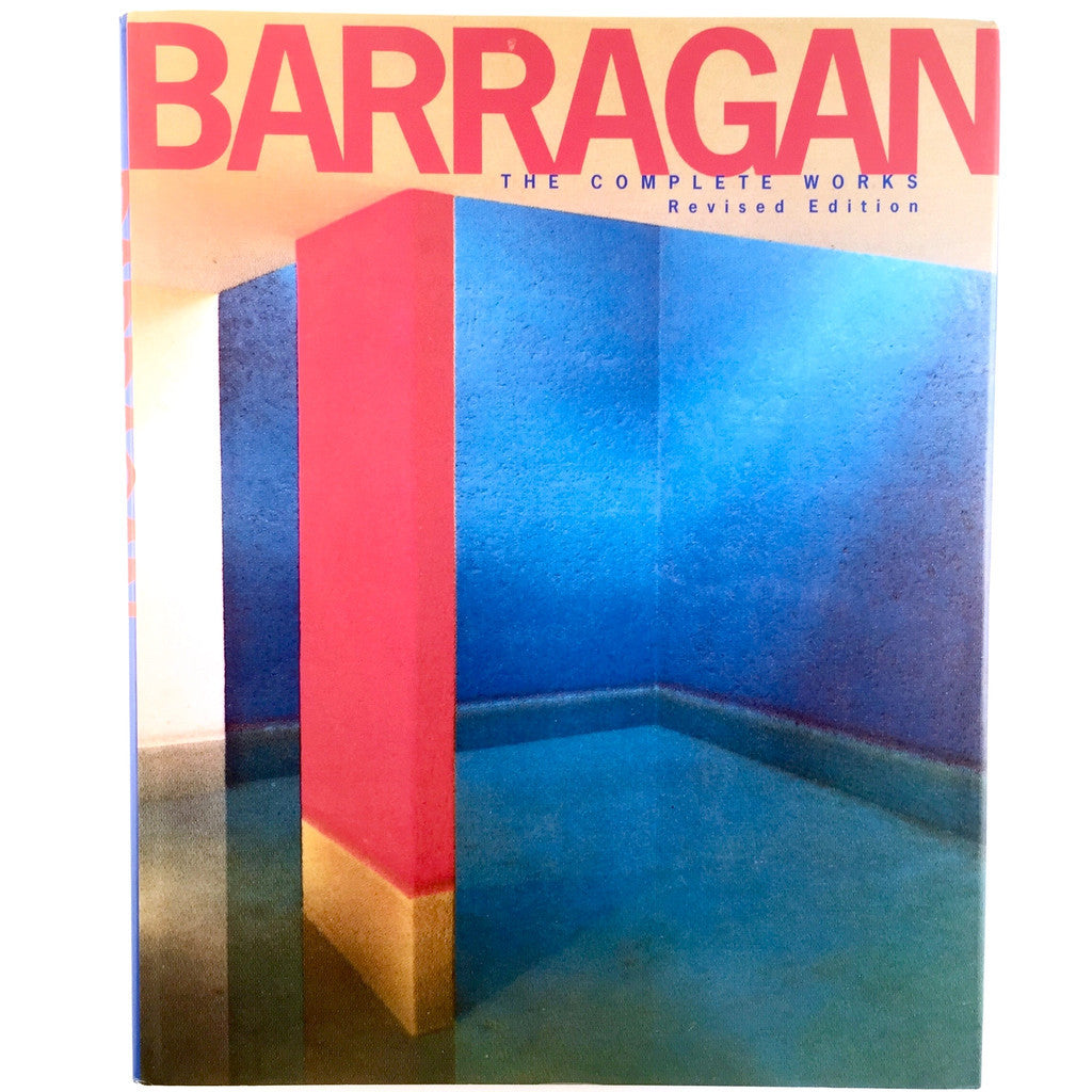 Barragan The Complete Works cover