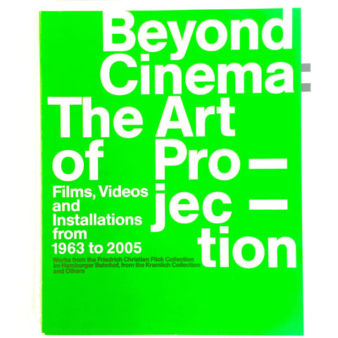 Beyond Cinema: The Art of Projection