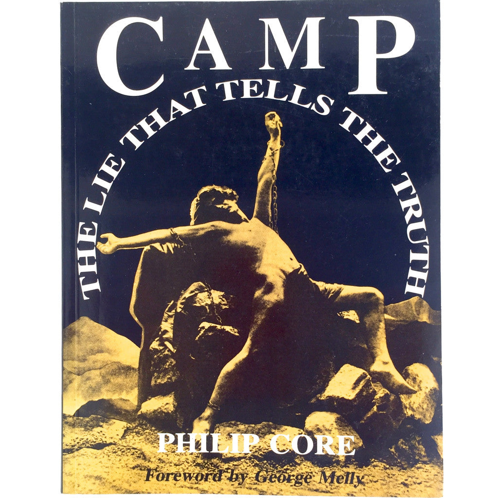 CAMP: The Lie That Tells the Truth cover