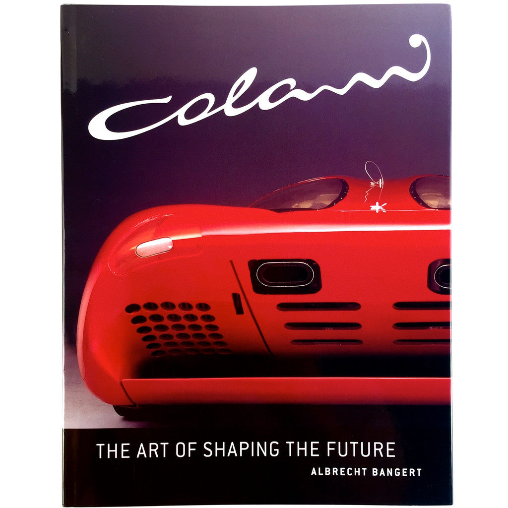 Colani The Art of Shaping the Future cover