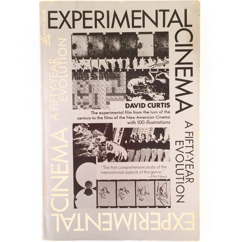 Experimental Cinema: A Fifty Year Evolution