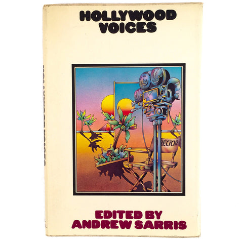 Hollywood Voices: Interviews With Film Directors cover