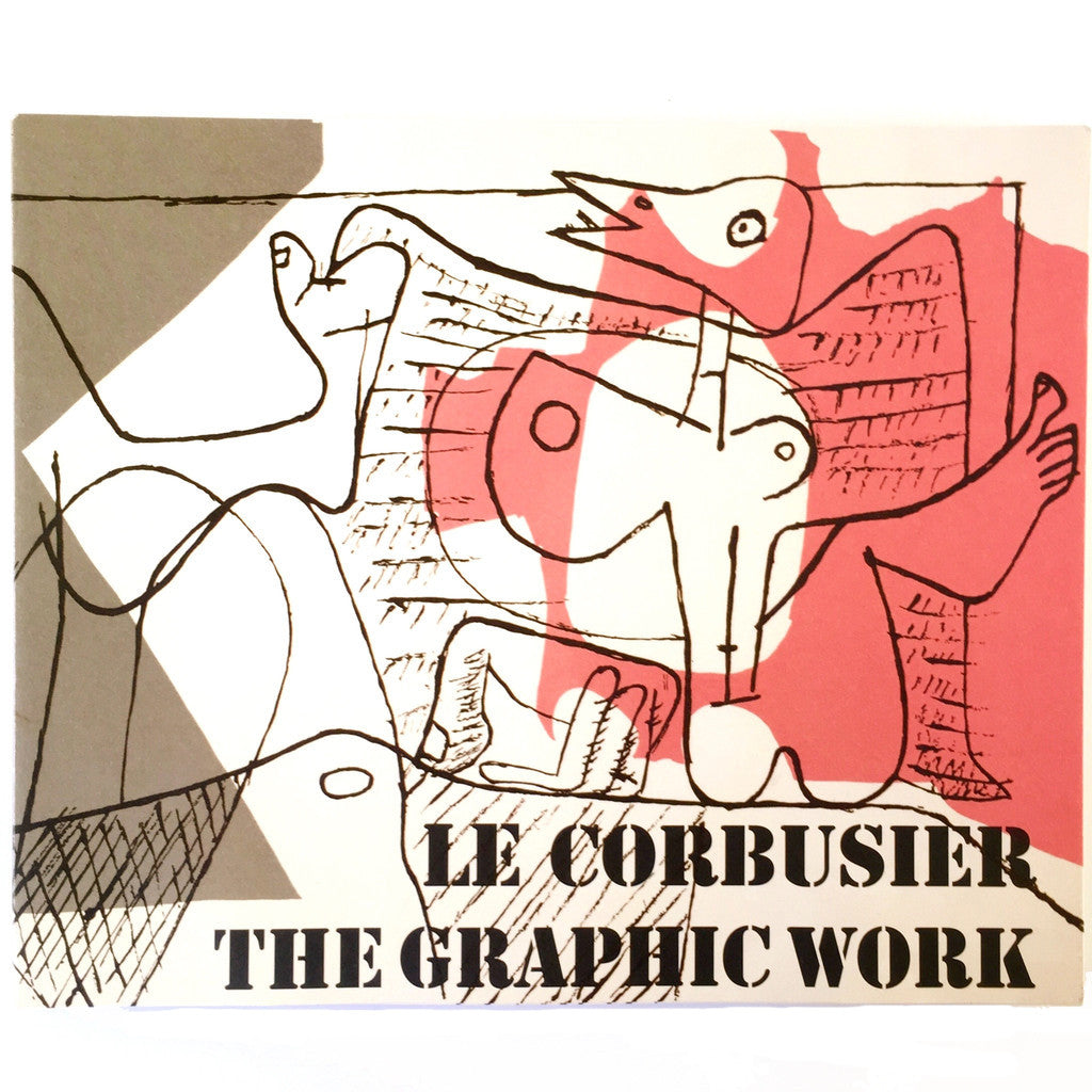 Le Corbusier: The Graphic Work cover