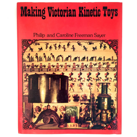 Making Victorian Kinetic Toys