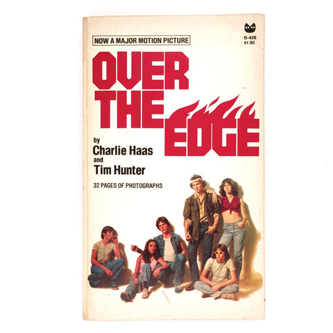 Over the Edge Matt Dillon cover