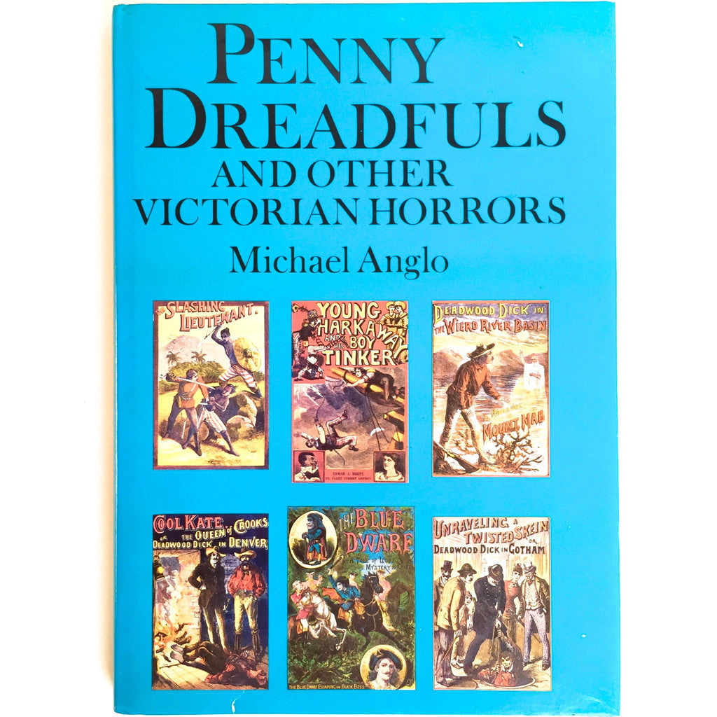 Penny Dreadfuls and Other Victorian Horrors cover