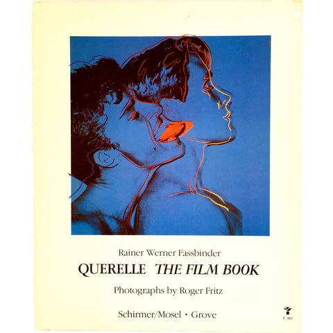 Querelle The Film Book Fassbinder cover